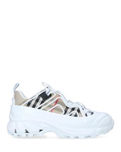 Vintage Check Arthur Sneakers