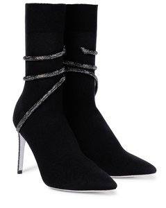 Cleo embellished ankle boots
