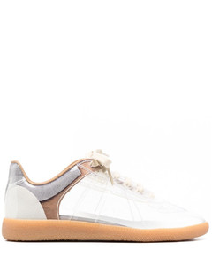 Replica transparent sneakers