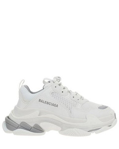 Triple S Lace-Up Sneakers
