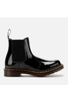 Women's 2976 Patent Lamper Chelsea Boots - Black