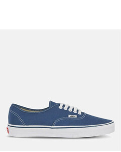 Authentic Canvas Trainers - Navy