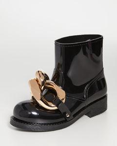 链条橡胶靴