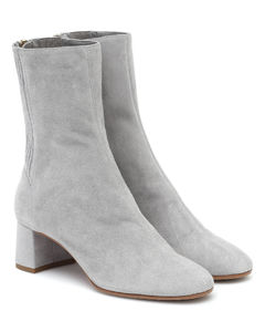 Saint Honoré50绒面革及踝靴