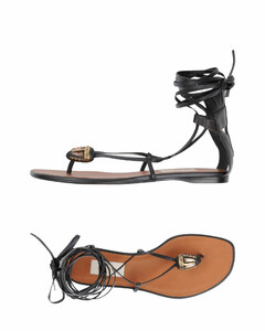 GARAVANI Toe strap sandals