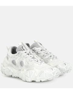 Bolzter皮革运动鞋