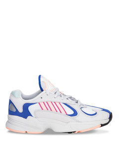 White Yung 1 sneakers
