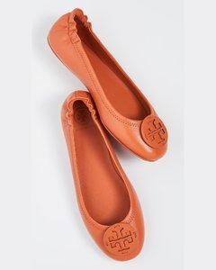 Minnie Travel芭蕾平底鞋