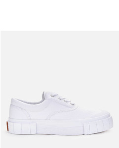 Women's Opal Low Top Trainers - White