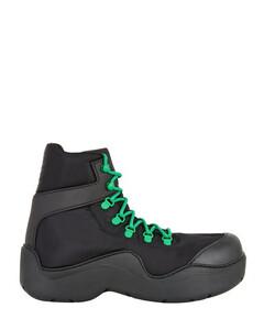 多色Martín Ramírez系列高筒靴
