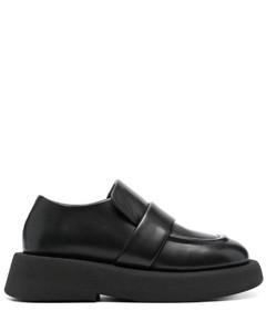 Suede stiletto sandals