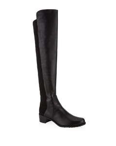Leather Reserve Over-The-Knee Boots 40