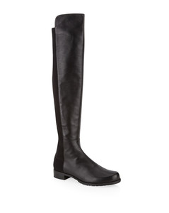 Leather 5050 Over-The-Knee Boots