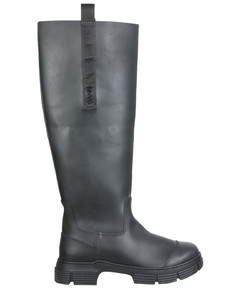 Country Knee-High Boots