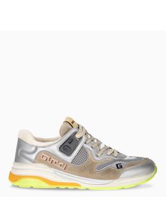 Silver women Ultrapace sneakers