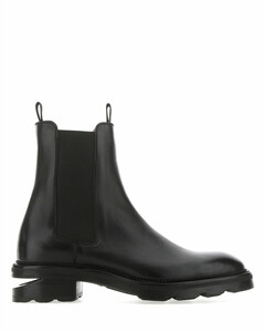Black leather Andy ankle boots Nd Alexander Wang Donna