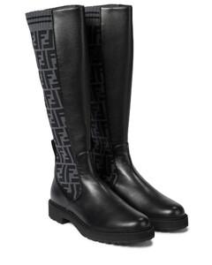 FF皮革及膝靴