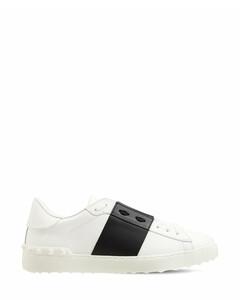 黑色Ami de Cœur运动鞋