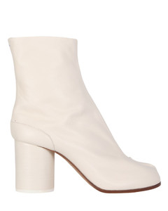 Super-Star Sneakers in Grey Leather