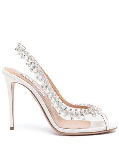 Super-Star Sneakers in White/Multicolor Leather