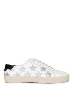Court Classic Star Sneakers in White