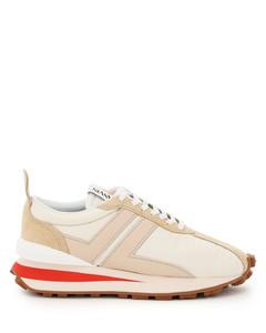 Sneakers Lanvin for Women Ecru Beige