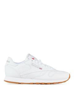 Classic Leather - Intense White/Gum
