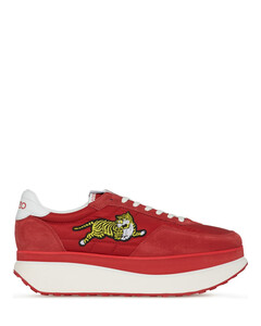 Move Platform Sneakers - Medium Red