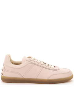Tabs Lace-Up Sneakers