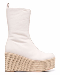 Woman Perforated Suede Sneakers