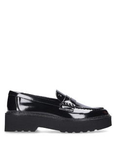 Loafers MOCASSINO patent leather