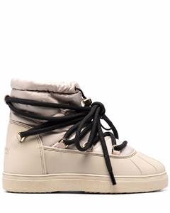驼色Chunky踝靴