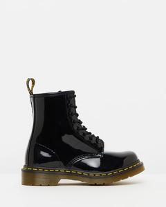 Womens 1460 Patent 8-Eye Boots