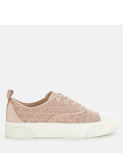 Women's Ollie Low Top Trainers - Soft Pink