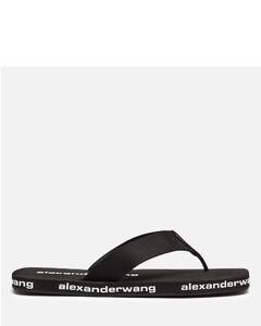Women's Flip Flops - Black