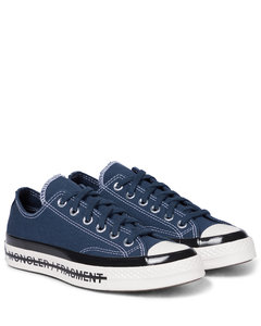 7 MONCLER FRGMT HIROSHI FUJIWARA x Converse Chuck Taylor 70 sneakers