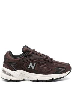 黑色Bow踝靴
