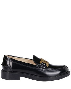 Chainlink Detail Loafers