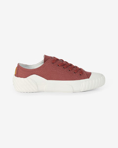 Canvas Tiger Crest trainers