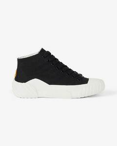 Canvas Tiger Crest high-top trainers