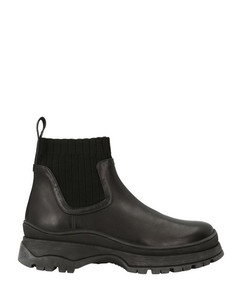 Bow chelsea boots