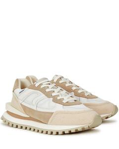 Ines梭织麻编鞋