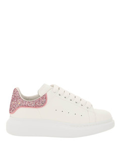 OVERSIZED SNEAKERS WITH GLITTER