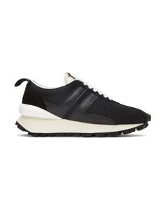 黑色Bumpr运动鞋