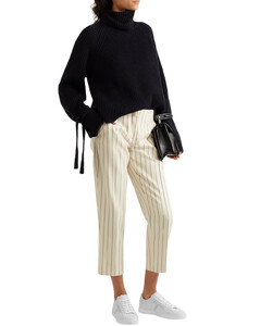 Valeria 105 over knee leather boots