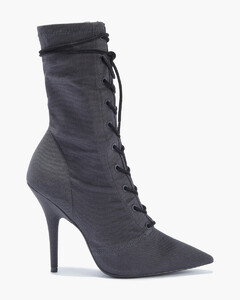 Woman Stretch-canvas Ankle Boots