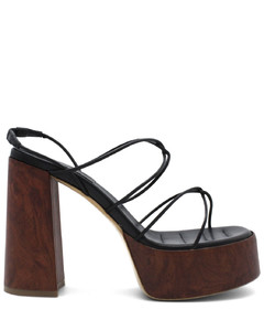 Woman Perlarita Embellished Leather Combat Boots