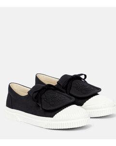 Flap帆布运动鞋