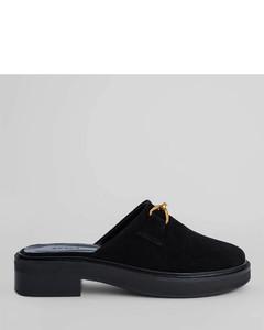 Women's Walker Suede Slip-On Loafers - Black