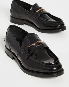 Carter徽标字母乐福鞋